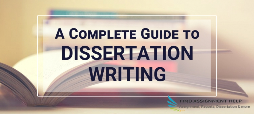 How to Write a Perfect Dissertation - A Step-by-Step Guide
